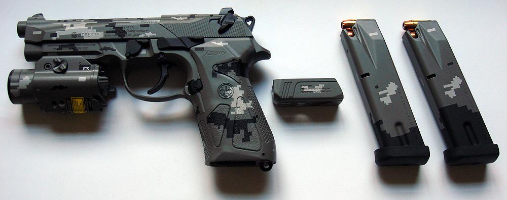 beretta pistol wallpapers